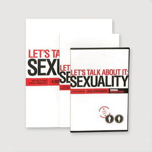 Let's Talk About It: Sexuality Curriculum(LEADER'S KIT)