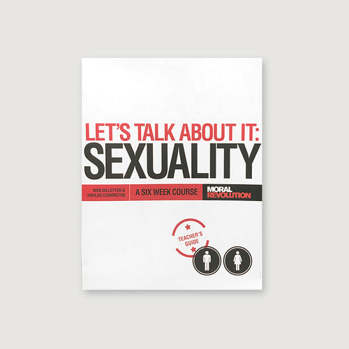 Let's Talk About It: Sexuality (TEACHER'S GUIDE)