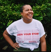 Own Your Story - T-Shirt**