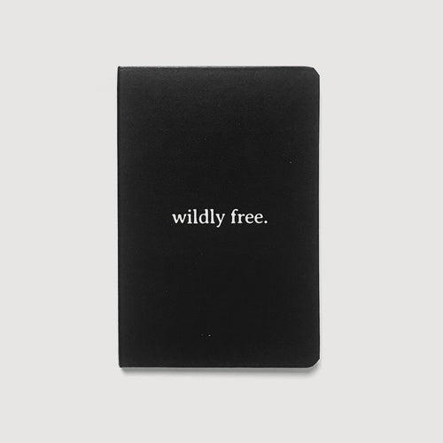 Wildly Free Journal (Print)