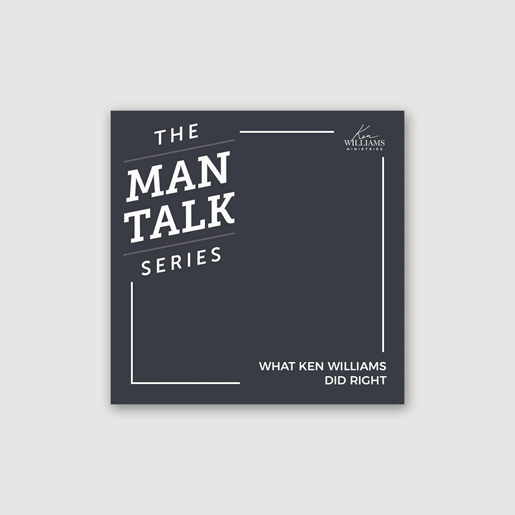 The Man Talk Series - O que Ken Williams fez certo
