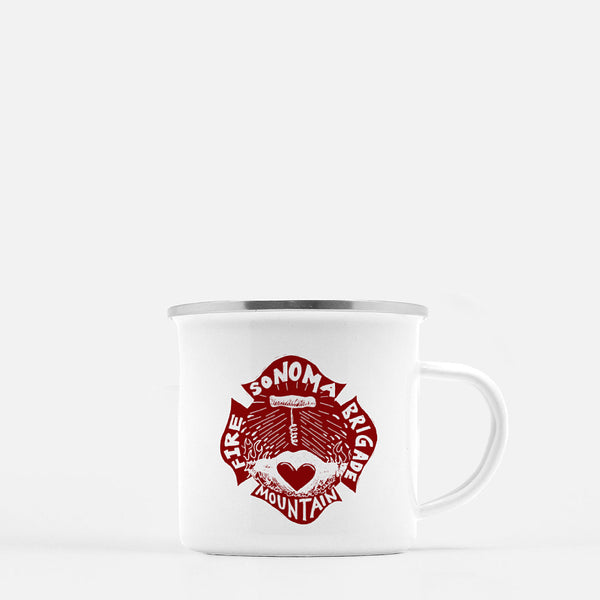 Sonoma Mountain Fire Brigade Mug