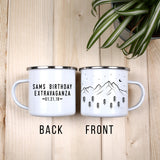 Personalized Camping Mug - The ODYSEA Store