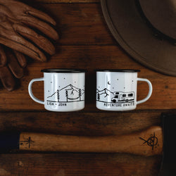 RV Personalized Camp Mug