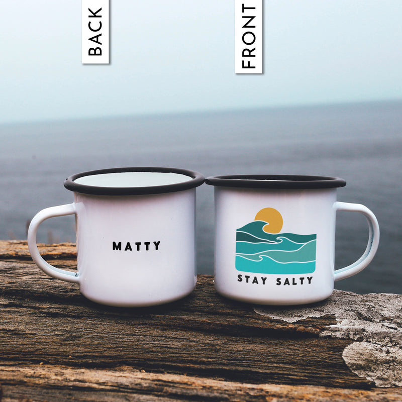 Stay Salty Surf Mug