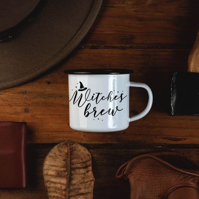 Witches Brew Mug Personalized