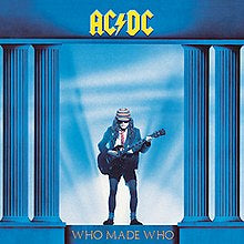 AC/DC- Who Made Who