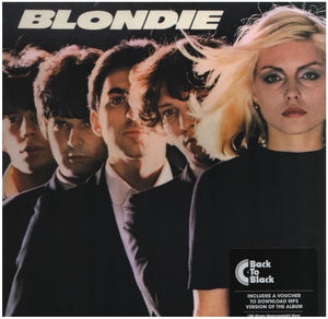 Blondie - Back to Black