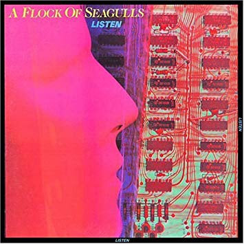 A Flock of Seagulls - Listen