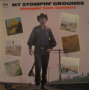 Stompin' Tom Connors - My Stompin' Ground