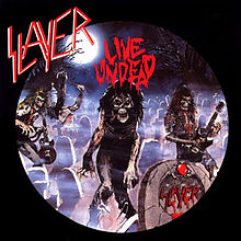 Slayer- Live Undead