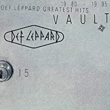 Def Leppard - Vault Greatest Hits 1980-1995 (2LP)