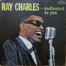 Ray Charles - Dedicated to you (180)
