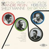 Andre Previn, Herb Ellis, Shelly Manne & Ray Brown - 4 To Go