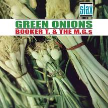 Booker T & The M.G's - Green Onions