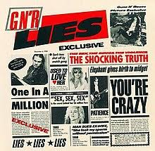 Gun's and Roses - Lies