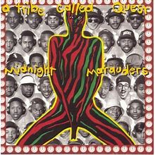 A Tribe Called Quest - Midnight Maurauders