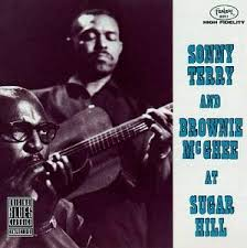 Sonny Terry and Brownie McGhee - At Sugar Hill (Import)