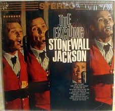 Stonewall Jackson - The exciting