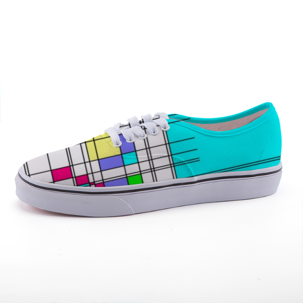 Box Cut Casual Flats by Donald Brant - Little Beaches