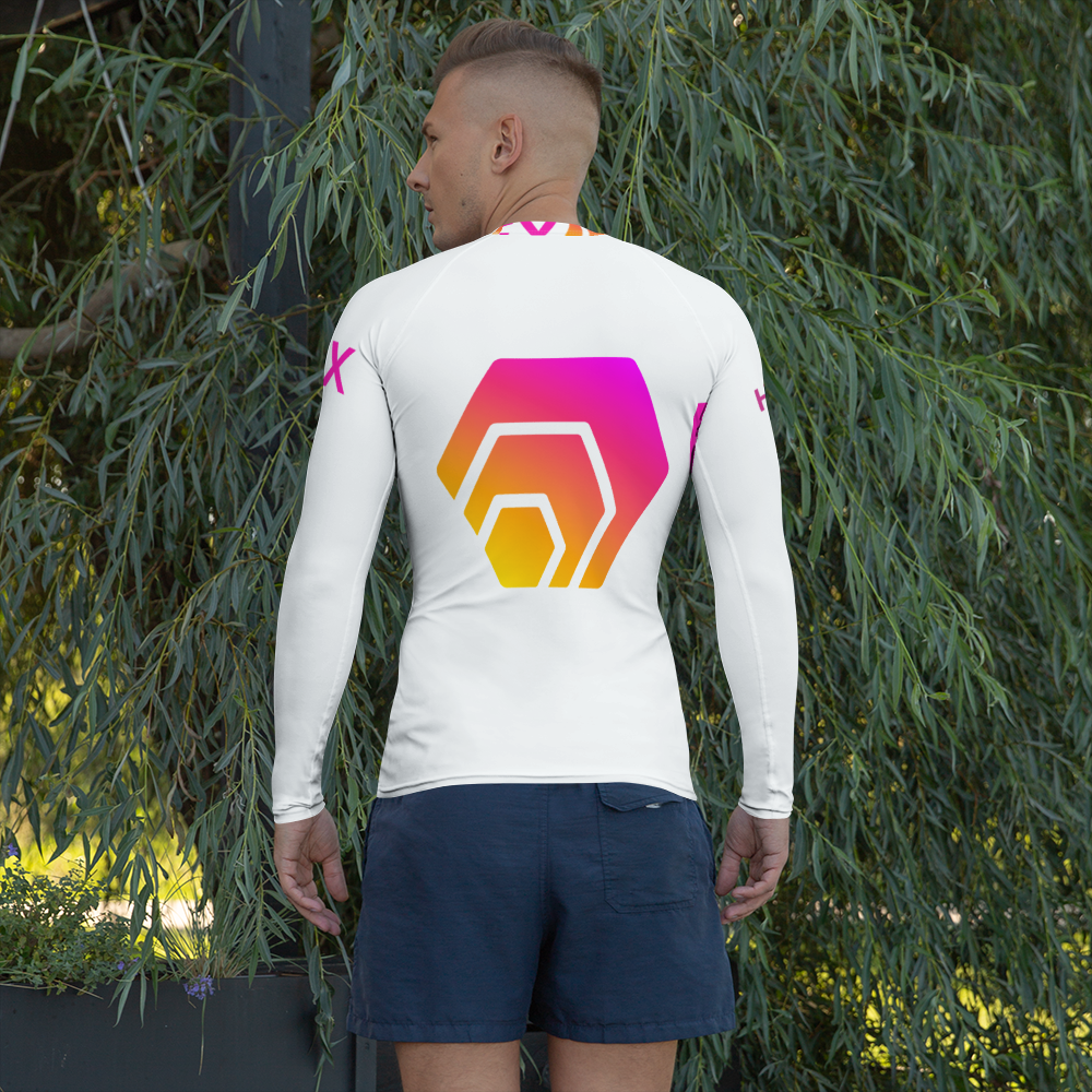 HEX Practical & comfortable rash guard for sport or leisure time