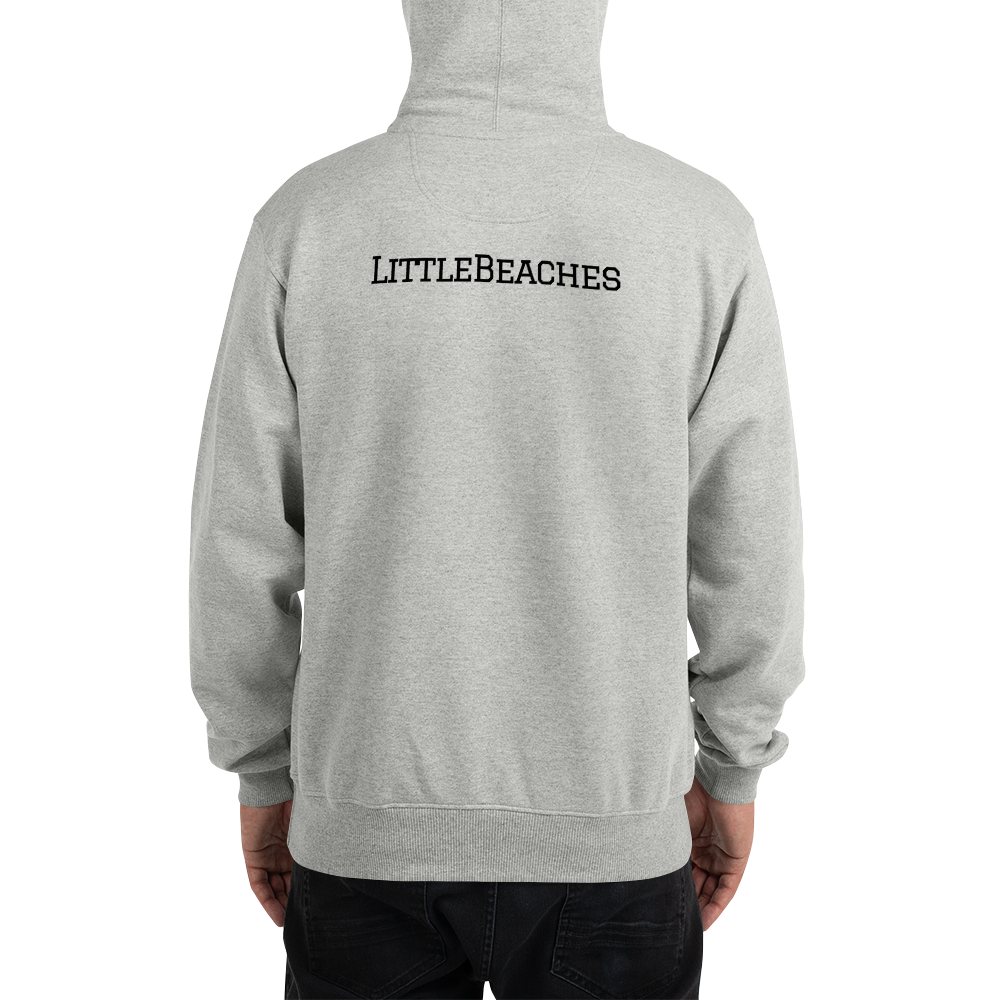 Champion Hoodie You Caught me on a Good Day ! - Little Beaches