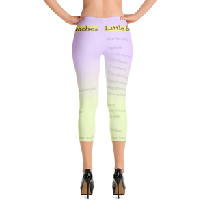 Sherbet Capri pants - Little Beaches