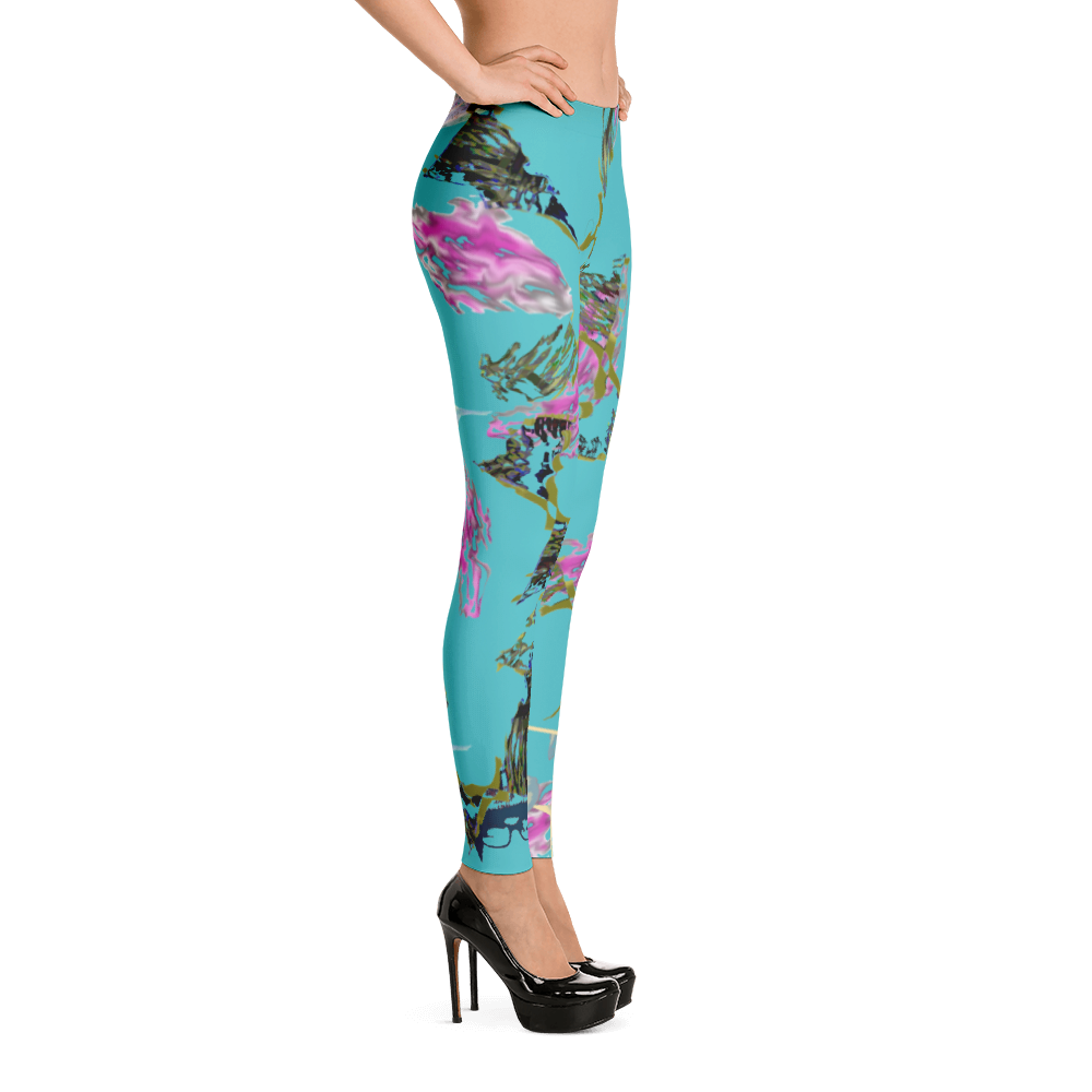 Little piece of me Full length leggings - Little Beaches