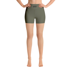 Sport Shorts ARMY military mom - Little Beaches