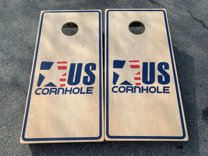 Pro Series Cornhole Boards