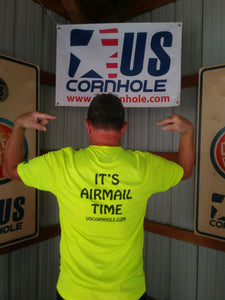 US Cornhole Airmail T-shirt