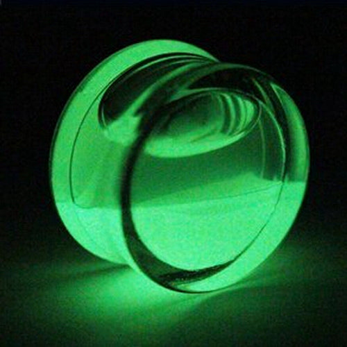 Glow In Dark Acrylic Flesh Expanders