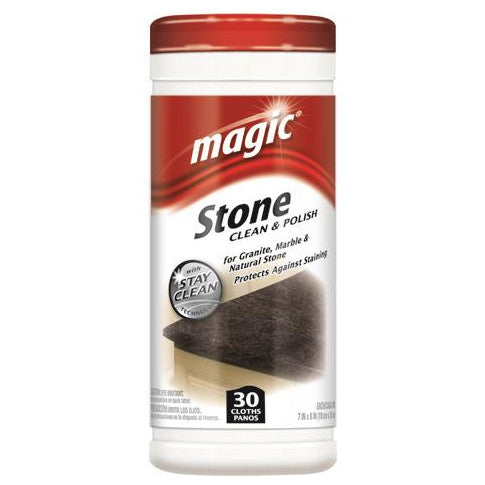 Magic Stone Clean & Polish