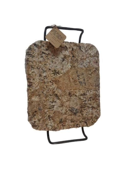 XX-Large Serving Slab with Handles - Specialty