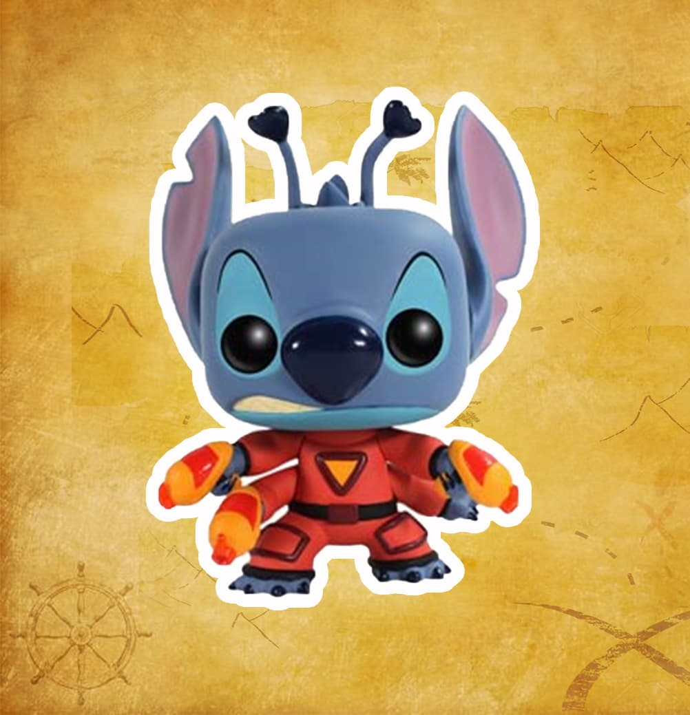Funko POP Disney Lilo /& Stitch125 Stitch 626