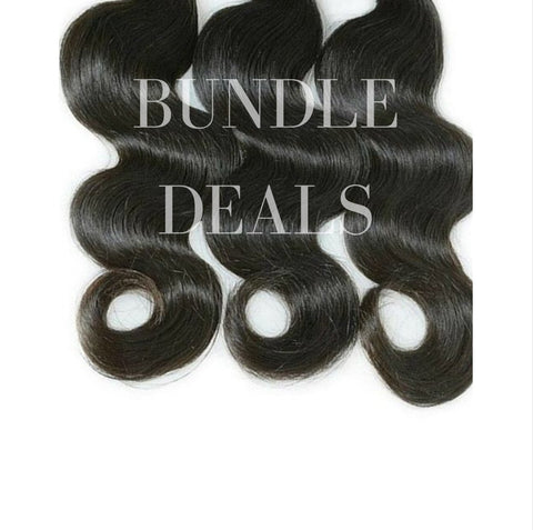Diamond  Frontal Bundle