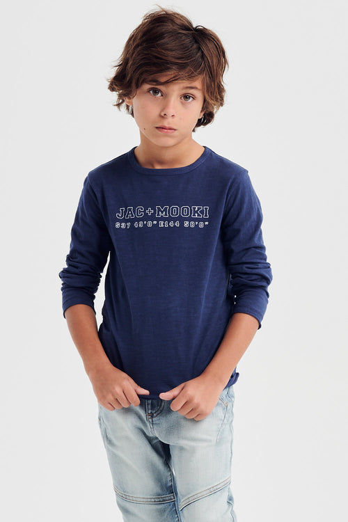 true tee - mood indigo