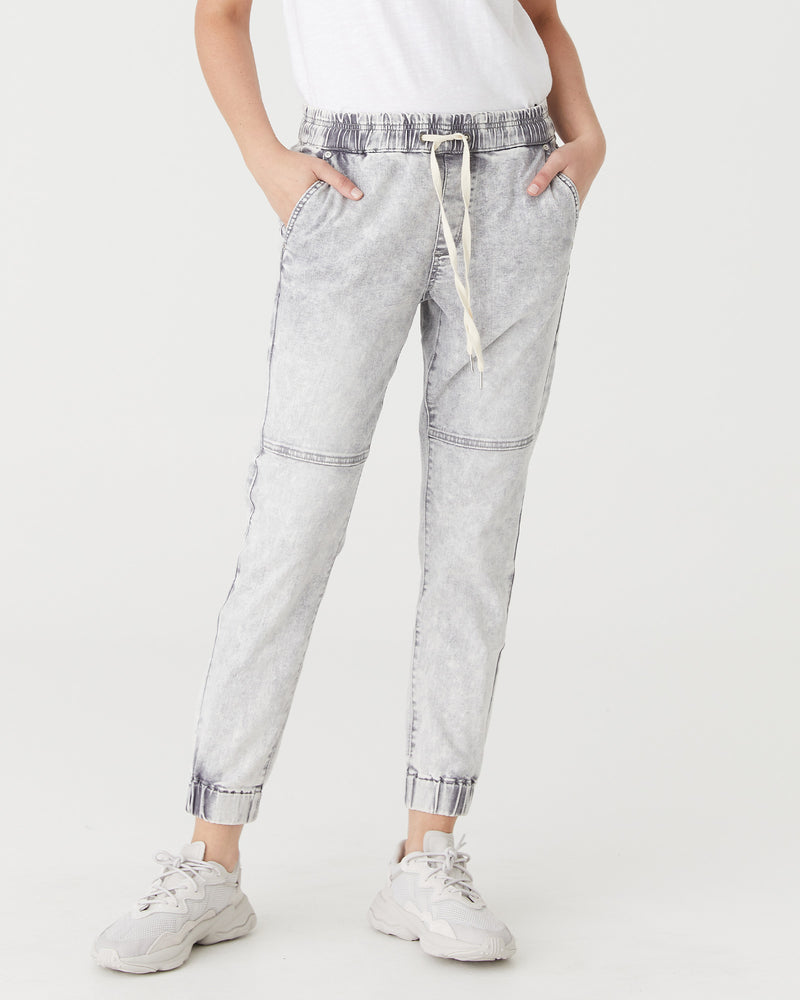 jac jogger - grey wash