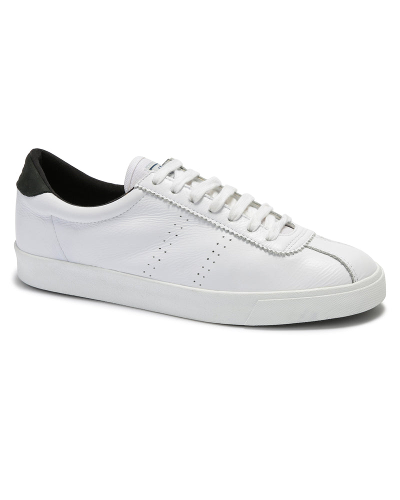 2843 Clubs Comfleau - White-Black