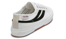 2953 Cotu Suede - White/Black