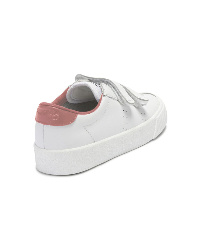 2843 KIDS CLUB S STRAPS ACTION - WHITE-ROSE LOBSTER