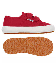 2750 JSTRAP Classic Sneaker - Red Cerise