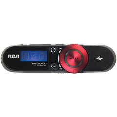 RCA TH2014T 4GB MP3 Player with USB