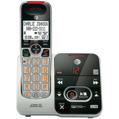 AT&T ATCRL32102 DECT 6.0 Big-Button Cordless Phone System with Digital Answering System & Caller ID