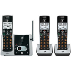 AT&T ATTCL82313 Cordless Answering System with Caller ID/Call Waiting (3-handset system)