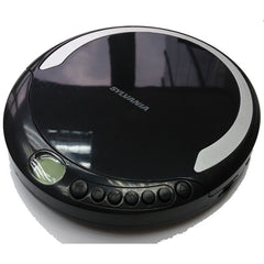 SYLVANIA SCD300-BLACK Personal CD Player