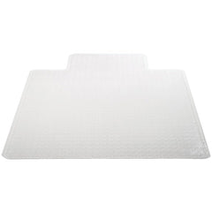 Deflecto CM14113COM Chair Mat with Lip for Carpets (36