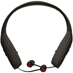 Lucid Audio HLT-NHE-BT AMPED HearBand with Bluetooth & Microphones (Black)