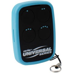 Genie 40658R Universal 4-Button Garage Door Opener Remote