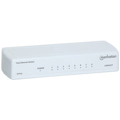 Manhattan 560689 Fast Ethernet Office Switch (8 Port)